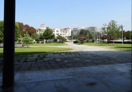 Utsikt från museet